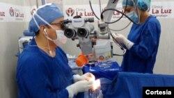 En América Latina, la prevalencia de glaucoma varía entre 1% y 3,4% en personas mayores de 50 años y alcanza a representar entre 15% y 20% de las causas de ceguera en los países con más ascendencia africana.