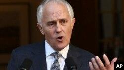 澳大利亚总理特恩布尔
