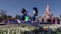 ၂၅ ႏွစ္ျပည့္ Disneyland Paris