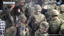600 İngiliz Askeri Tahliyeler İçin Kabil'e Ulaştı