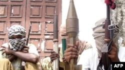 Сомалийские повстанцы