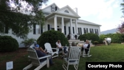 Pharsalia Plantation was built in 1814 by Thomas Massie.