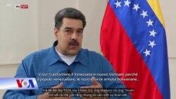 TT Maduro quyết không để Venezuela là 'Việt Nam mới'