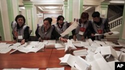 تعدد کاندیدان در انتخابات قرغزستان