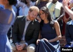 Michelle y Barack Obama no estuvieron entre los inos duquevitados de la boda real de los duques de Sussex en mayo pasado.