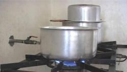 Aid Groups Meeting in Kenya Promote 'Clean Cookstoves'