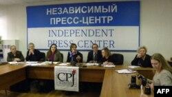 Делегация Комитета по защите журналистов (КЗЖ)