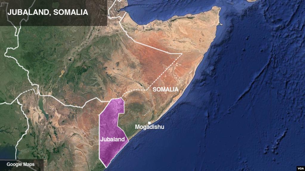 Jubaland, Somalia