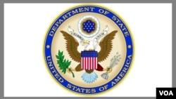 美国国务院标志