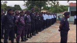 Operação Resgate em Malanje chega até mercado da Cangambo