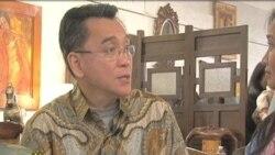Jual Meubel Indonesia di Amerika (Bagian 1) - Warung VOA 23 Januari 2012