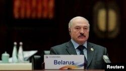 15 Mayıs 2017 - Belarus Cumhurbaşkanı Aleksander Lukaşenko