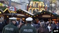 В Германии усилены меры безопасности