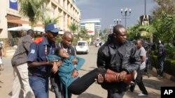 67 người đã thiệt mạng trong vụ tấn công siêu thị Westgate hồi tháng 9/2013.