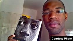 Sedrick de Carvalho, jornalista e activista angolano