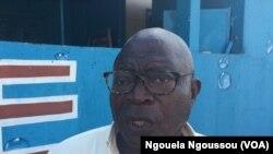 Prof. Raymond Timothé Makita universitaire et analyste politique, Brazzaville, 21 mai 2018. (VOA/Ngouela Ngoussou)