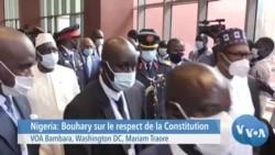 Nigeria Jamana Kuntigui Muhammadu Buhari Ka laseli CEDEAO kono