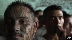 Los cálculos arrojan que existen en El Salvador unos 10.000 pandilleros en prisión.