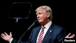 Trump in Panama City FL