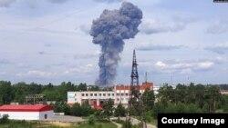 Rusiyanın Dzerjinsk şəhərində partlayış. 1 iyun, 2019