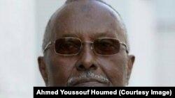 Ahmed Youssouf Houmed, dent de l'opposition djiboutienne, est mort le 10 septembre 2017 à Quimper (ouest de la France), à l'âge de 79 ans. (Facebook/ Ahmed Youssouf Houmed)