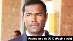 António Monteiro, actual presidente da UCID, Cabo Verde
