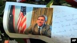 Cố đại sứ Christopher Stevens, một trong bốn nạn nhân của vụ tấn công lãnh sự Mỹ ở Benghazi hôm 11 tháng 9.