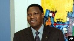 L'ancien Premier ministre nigérien devenu opposant et candidat à l'élection présidentielle, Hama Amadou.