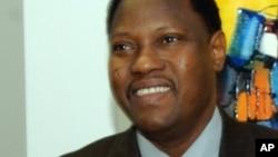 Hama Amadou, kakakin Majalisar dokokin Jamhuriyar Nijer.