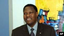 Kakakin Majalisa jamhuriyar NijerHama Amadou.