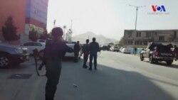 Kabil'de Kriket Stadyumu Önünde İntihar Saldırısı