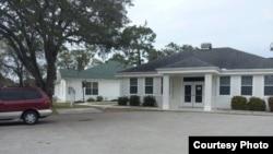 Islamic Center of South West Florida atau Masjid Ibrahim di Fort Myers, Florida (Foto courtesy: Facebook).