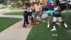 Protests in Texas After Police Confront Black Teens