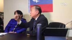 袁弓夷说中国大陆政局就是权作怪