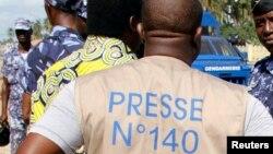 La presse togolaise, victime d'agressions