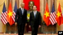 Obama: Human Rights Will Help Vietnam Grow