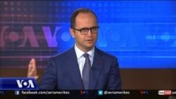 Intervistë me Ministrin e Jashtëm të Shqipërisë, Ditmir Bushati