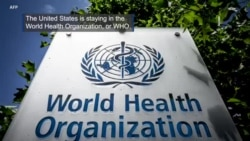 U.S. Rejoins World Health Organization
