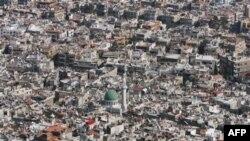 Дамаск. Сирия.