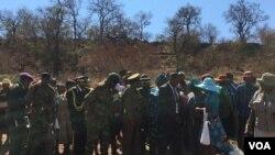 Kunanzwa ilanga lamaqhawe ele Heroes Day, eGwanda