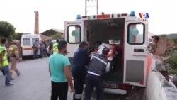 Զոհեր և վիրավորներ են գրանցվել հունական Լեսբոս կղզու մոտ երկրաշարժի արդյունքում