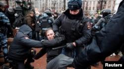 Մոսկվա, ՌԴ, 23 հունվարի, 2021 թ.