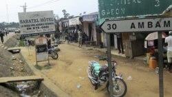 Kyé-Ossi souffre de la fermeture de la fontière