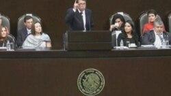 پارلمان مکزيک حکم ديوان عالی درتائيد پيروزی انريکه پنيه ناتو به رياست جمهوری را برسميت شناخت