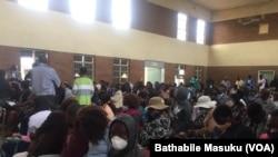 Umhlangano wakoBulawayo wokuzwa imibono kazulu ngokunikwa kwamantombazana amaphilisi wokuhlela imuli