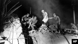 The 1983 Bombing of the U.S. Marine Barracks in Beirut
