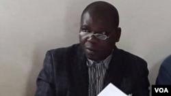 César Kuribandeca director interino da educação de Calandula