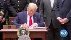 Donald trump ye charia kura lagninikew ka yelemadow Ameriki Policiw ka tabolo kan