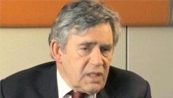 Former British PM Brown Calls for Better Education in Sudan