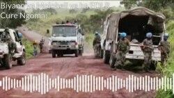 Liwa lya Attanasio: Molobeli ya ba FDLR Cure Ngoma alobi ezali mampinga ma Rwanda na ma RDC